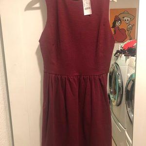J. Crew Dresses - New JCrew Red Dress